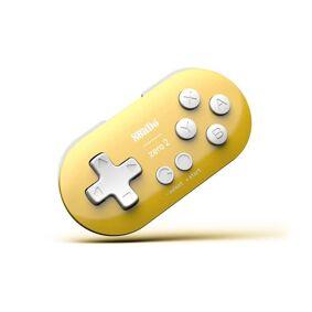 8Bitdo Zero 2 Yellow Edition