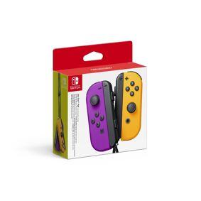 Nintendo Joy-Con Pair Lilla/Neon Oransje