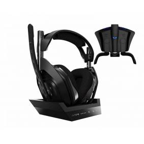 Astro A50 Gen4 Trådløst Gaming Headset (PC/PS4) + PS4 FPS Strike Pack