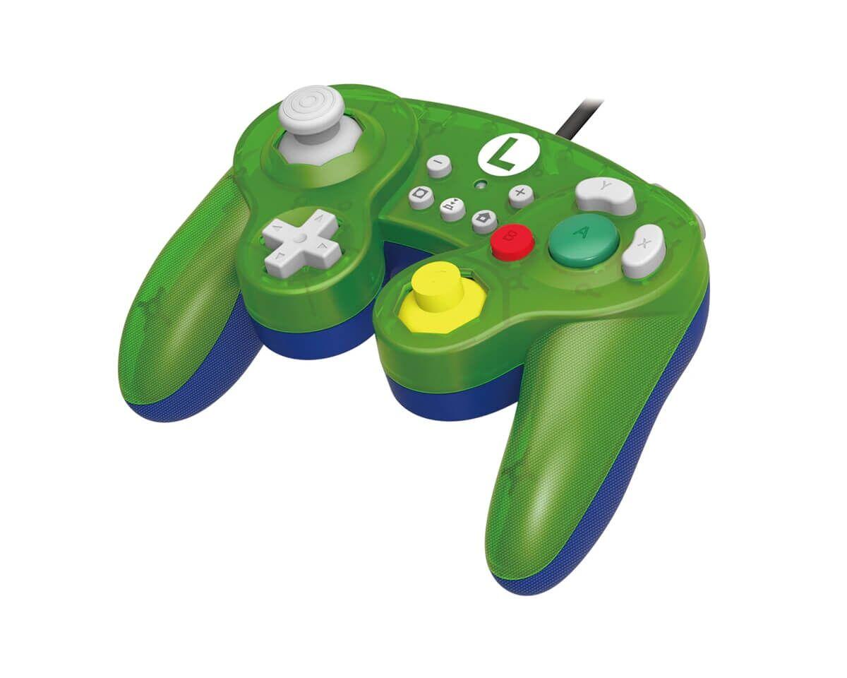 Hori Battle Pad Luigi til Nintendo Switch