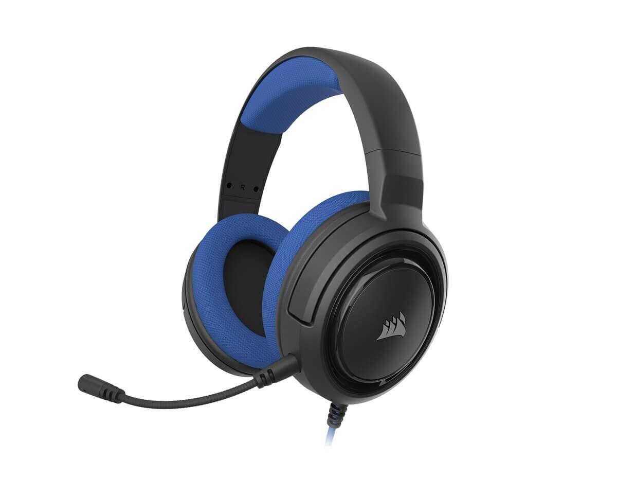 Corsair Gaming HS35 Stereo Gaming Headset Blå