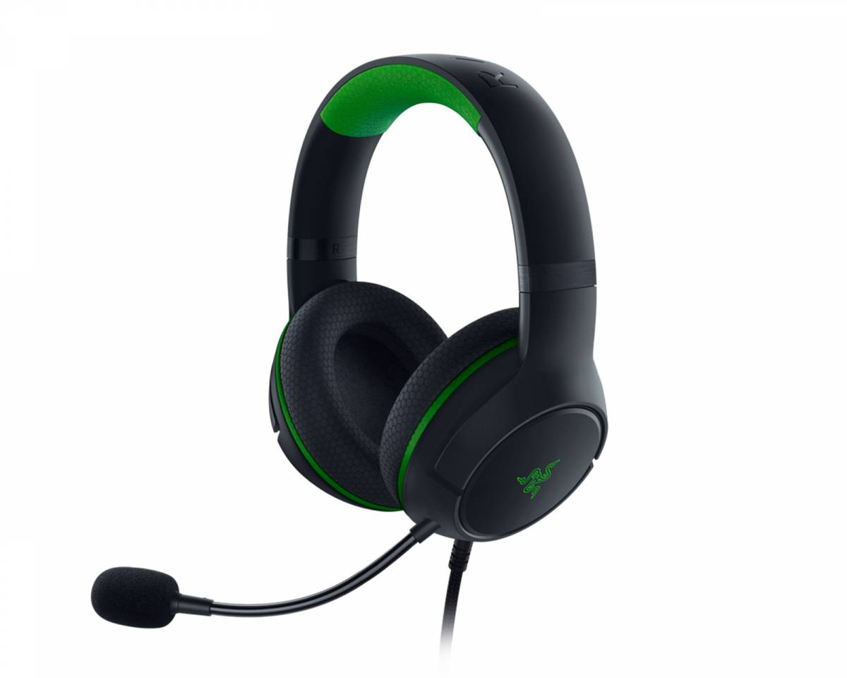 Razer Kaira X Gaming Headset Til Xbox Series X/S - Svart