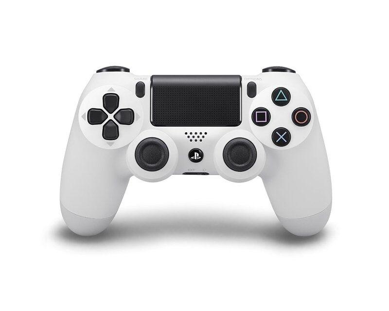 Sony Dualshock 4 Trådløst PS4 Kontroll v2 - Hvit