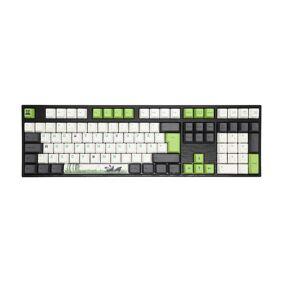 Varmilo VA109M Panda PBT Hvit LED Tastatur [MX Clear]