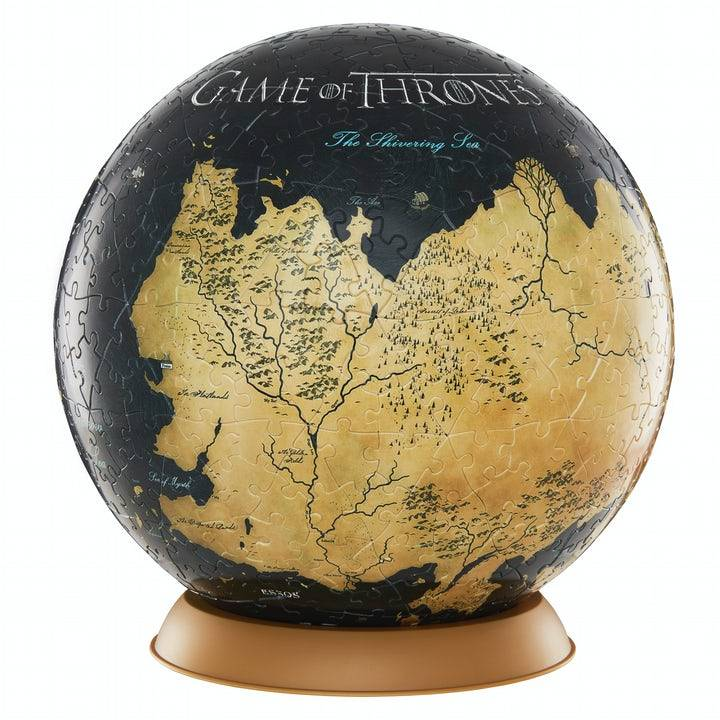 Game of Thrones puslespill Globe