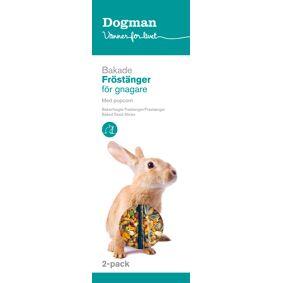 Dogman Frøstenger Popcorn 112g