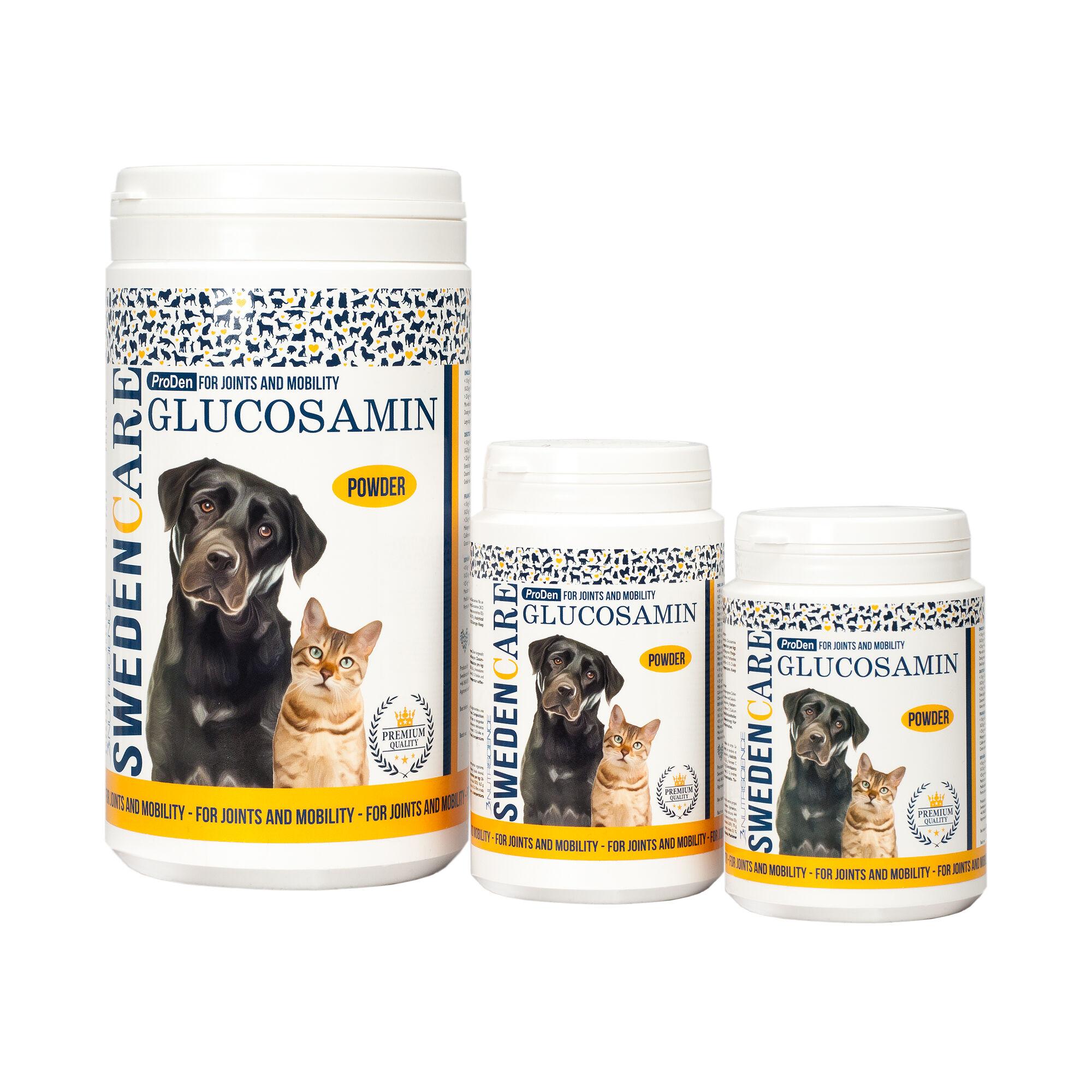 Biopet Swedencare Glucosamin