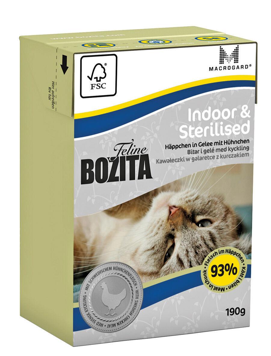 Bozita Feline Feline Indoor & Sterilised