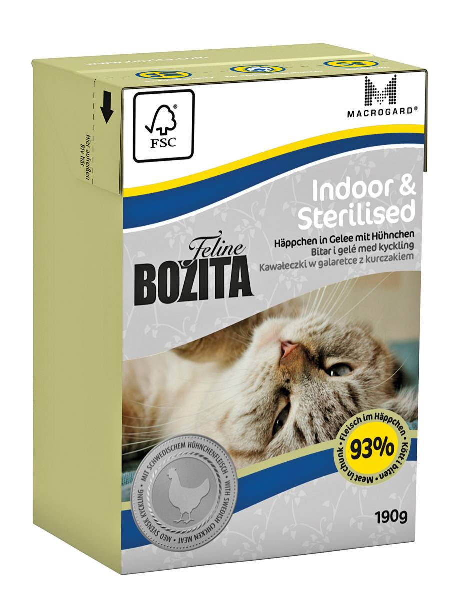 Bozita Feline Feline Indoor & Sterilised