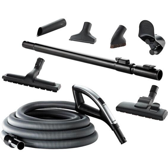 Flexit sentral.slange m/tilbehør 9m LED CVR - 49167