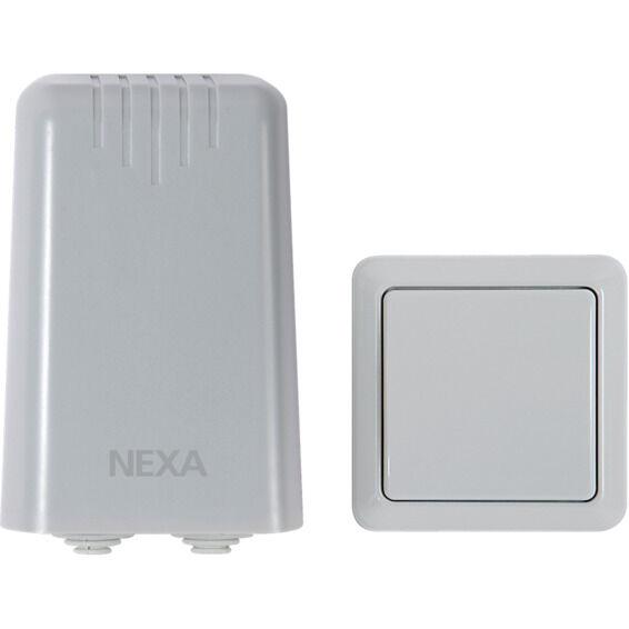 Nexa Wireless mottager IPR-3500/Bryter IPT-1501 IP44 - 4514793