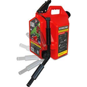 SureCan bensinkanne 5 Gallon (18,5 l) - 8835848