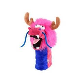 Dragon Headcover Pink Dragon Driver