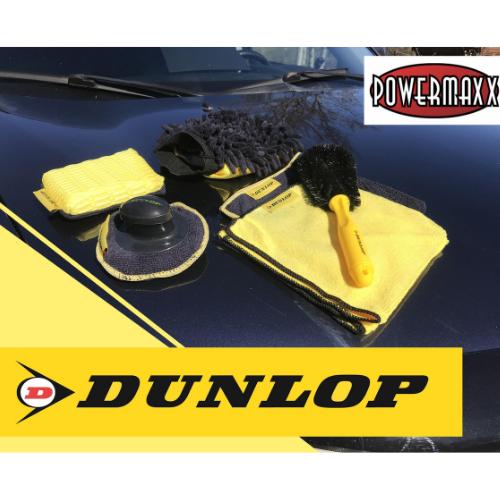 Dunlop Poleringssett Fra Dunlop - 6 Deler