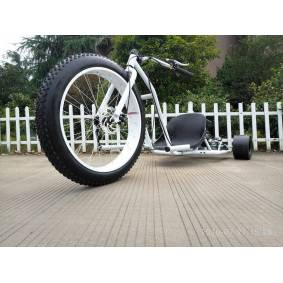 Powermaxx Drift Trike 200ccm Hvit