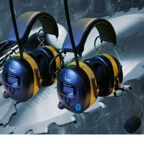 T-tec Hørselvernpakke 1+1 Stk Dab+/ Dab+ Bluetooth
