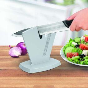 GourmetMAXX Knivsliper Med 3 Forskjellige Slipevinkler