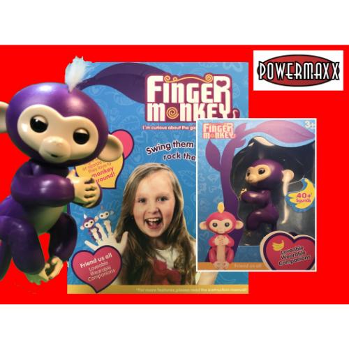 Powermaxx Finger Monkey