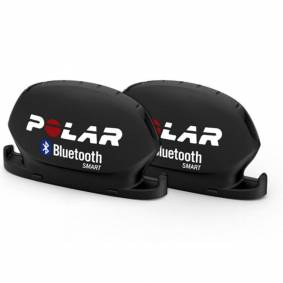 Polar Hastighets-&kadenssensorset Bl Sort