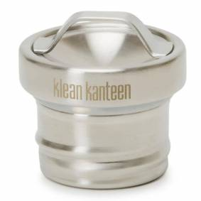 Klean Kanteen All Stainless Loop Cap Metall