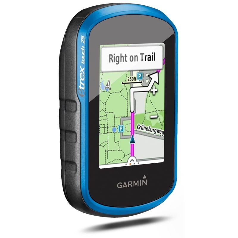 Garmin eTrex® Touch 25 Western Europe