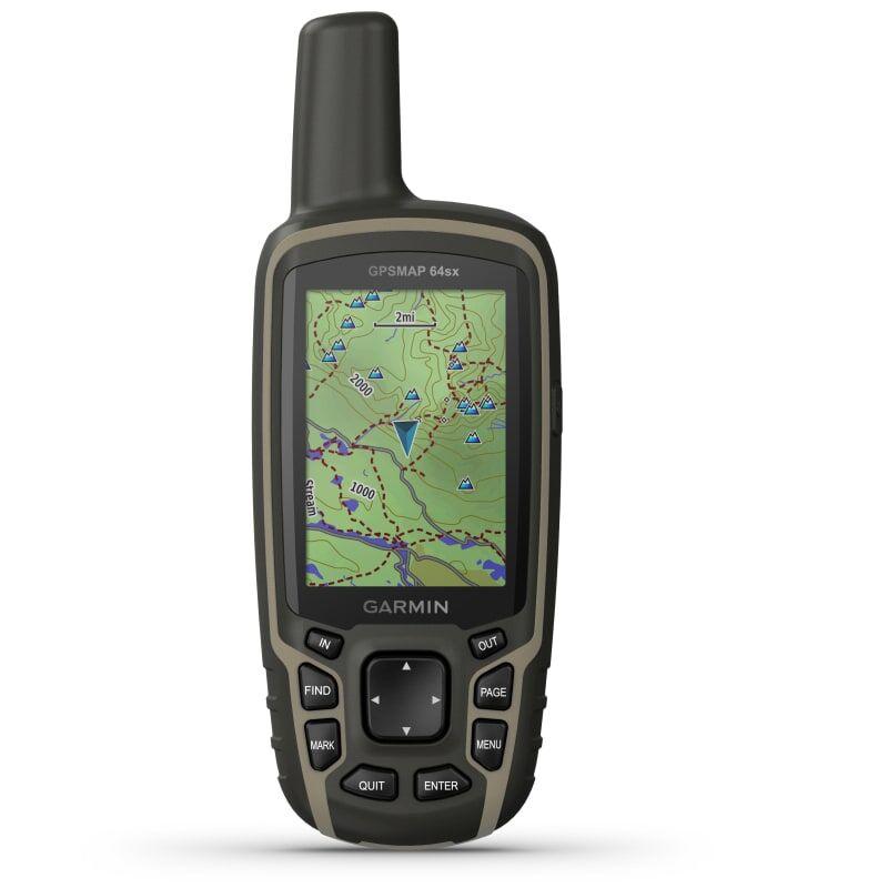 Garmin GPSMAP 64x Sort