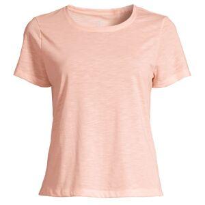 Casall Women's Texture Tee Rosa