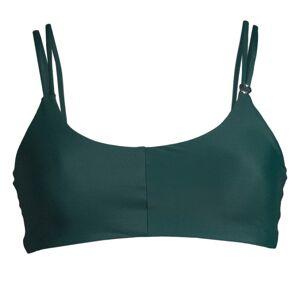 Casall Women's Strap Bikini Top Grønn
