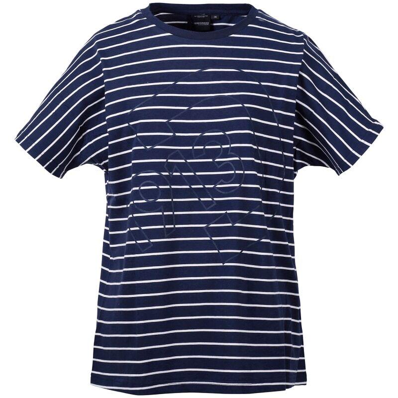 Didriksons Alva Wns T-shirt Blå