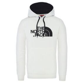 The North Face Men's Drew Peak Pullover Hoodie Hvit