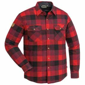 Pinewood Men's Canada Classic 2.0 Shirt Rød