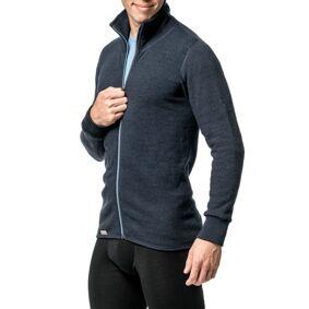 Woolpower Full Zip Jacket 400 Blå