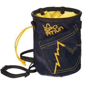La Sportiva Jeans Chalk Bag Blå