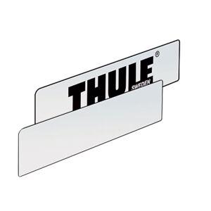 Thule Number Plate Grå