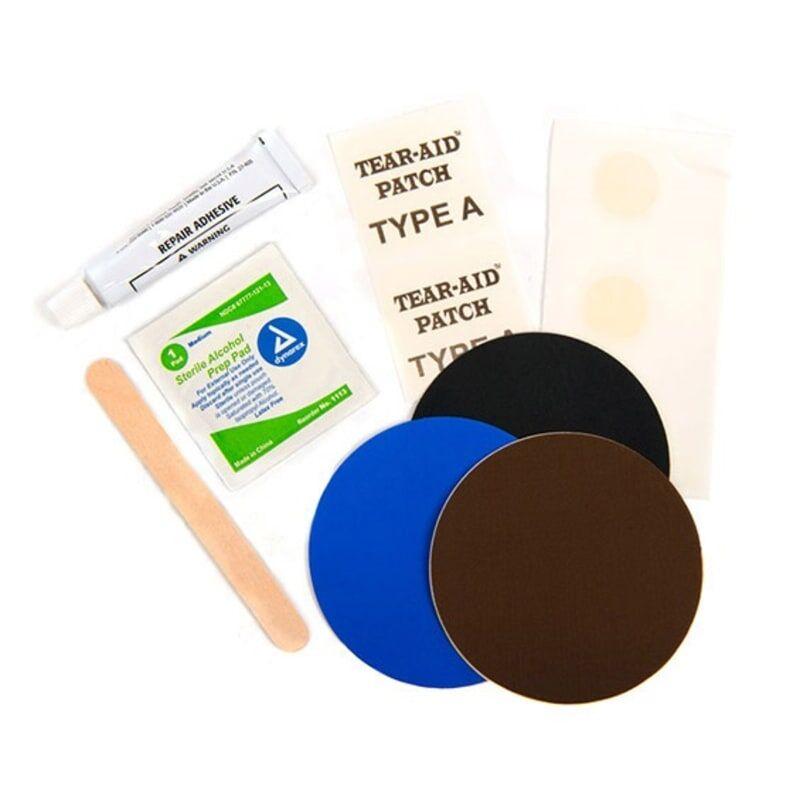 Thermarest Permanent Home Repair Kit Flerfarget