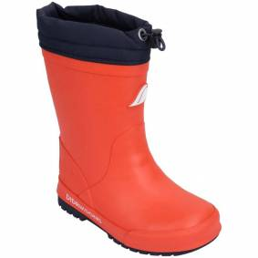 Didriksons Slush Kids Winter Boots 4 Rød