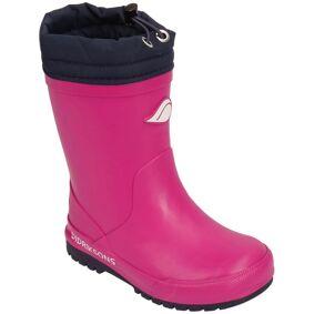 Didriksons Slush Kids Winter Boots 4 Rosa