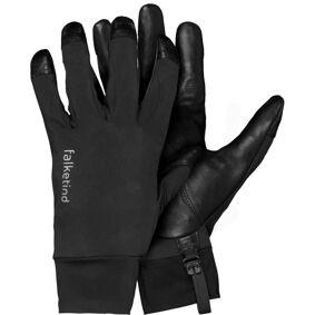Norrøna Falketind Windstopper Short Gloves Sort