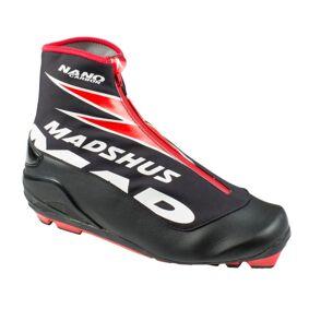 Madshus Nano Carbon Classic Boots Sort