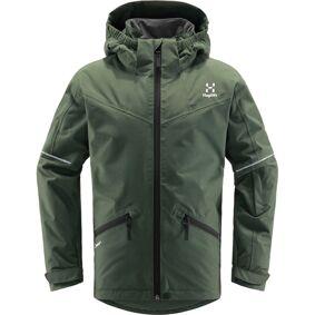 Haglöfs Niva Insulated Jacket Junior Grønn