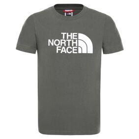 The North Face Youth S/S Easy Tee Grønn