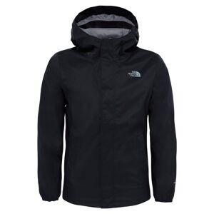557f1cb3 Barn sportsklær The North Face Girl's Resolve Reflective Jacket Sort