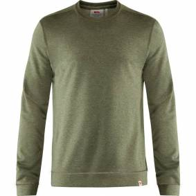 Fjällräven Men's High Coast Lite Sweater Grønn