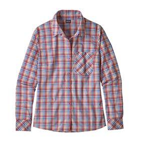 Patagonia Women's L/S Havasu Shirt Rosa
