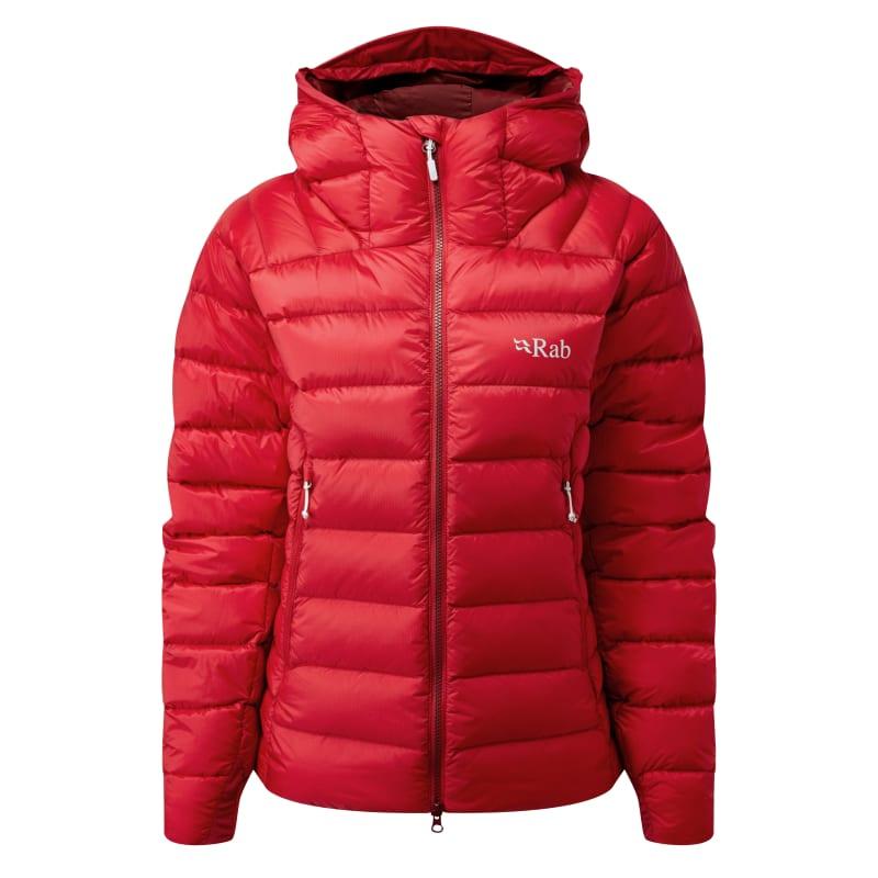 Rab Electron Pro Jacket Women's Rød