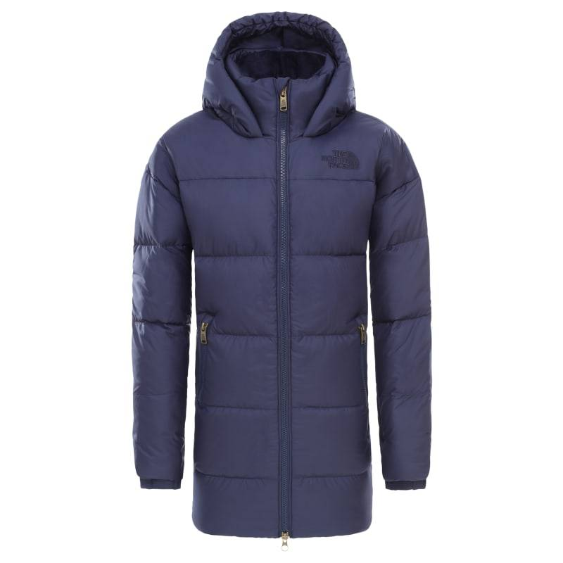 The North Face Girls Gotham Down Parka Blå