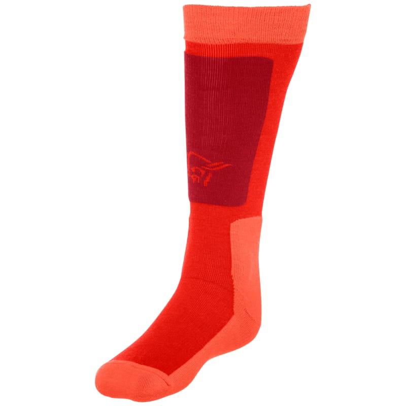 Norrøna Lofoten Mid Weight Merino Socks Rød
