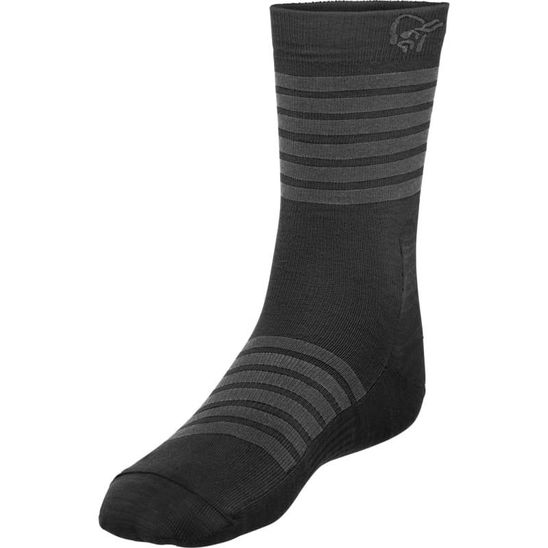 Norrøna Falketind Light Weight Merino Socks Sort