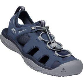 Keen Men's Solr Sandal Blå