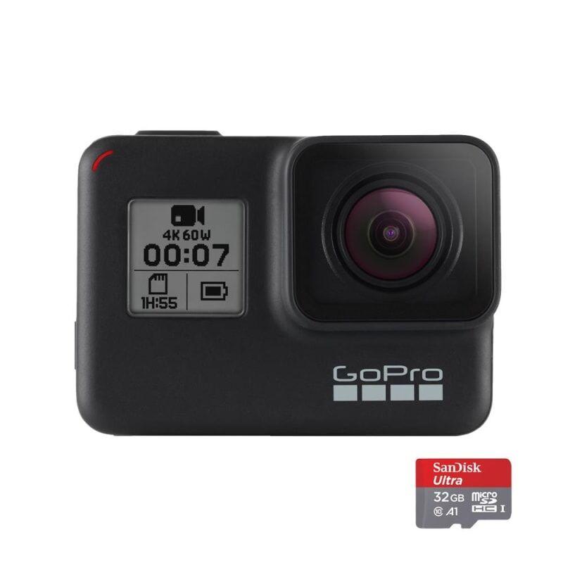 GoPro Hero7 Black Special Bundle Sort